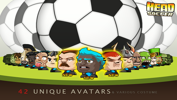 Head Soccer 2.4 android