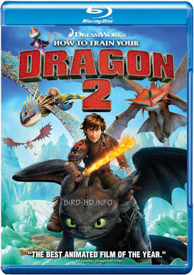 How To Train Your Dragon 2 2014 Dual Audio (Hindi 5.1 – Eng 5.1) 720p BRRip 1GB
