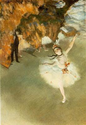 Bailarinas. Cuentos y relatos sobre el París bohemio de Toulouse-Lautrec.