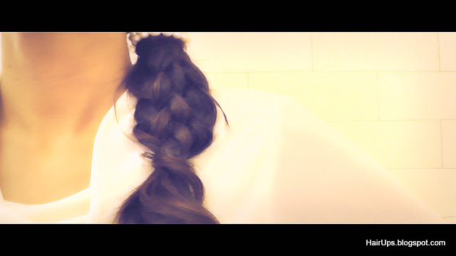 Image13 HOW TO SIX (6) STRAND BRAID HAIR TUTORIAL | EASY HAIRSTYLES FOR LONG HAIR & MEDIUM HAIR