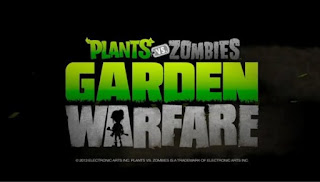 plantes contre zombies : garden warfare  xboxoneleblog