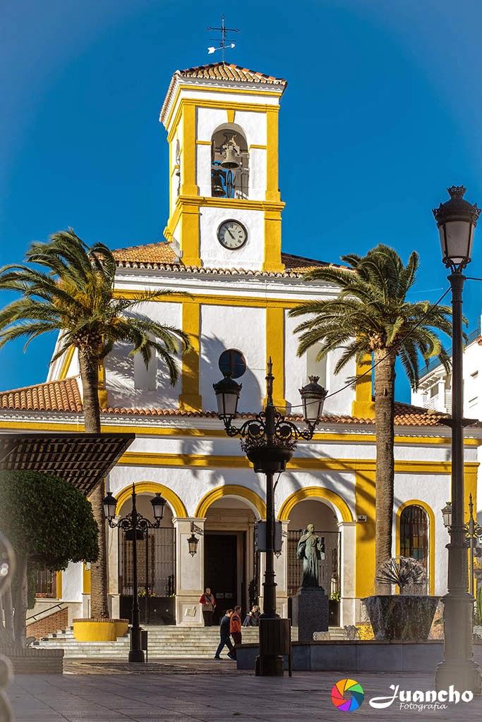 Iglesia de San Pedro Alcantara