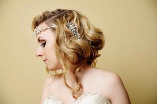 Avant Garde Wedding Hairstyles