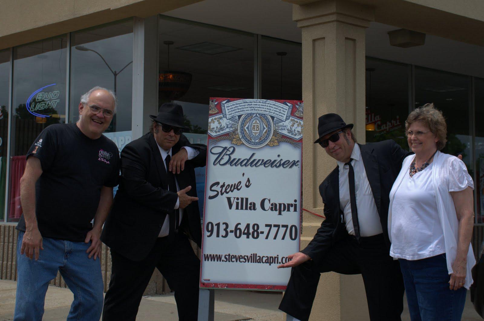 Steve's Villa Capri
