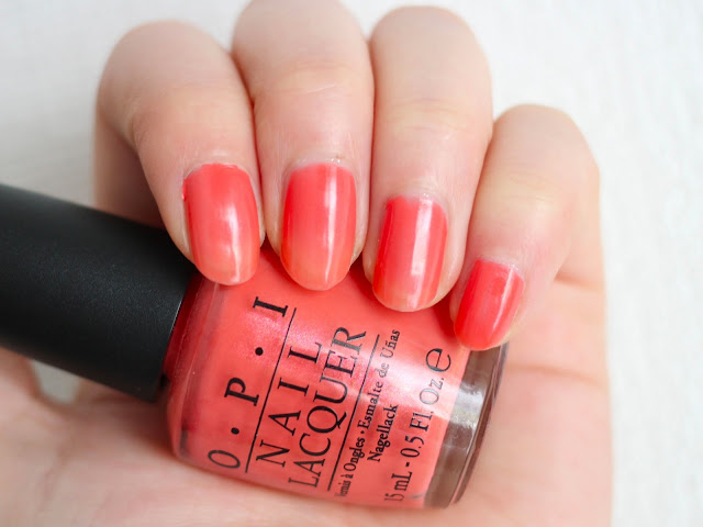 OPI Are We There Yet? Swatches