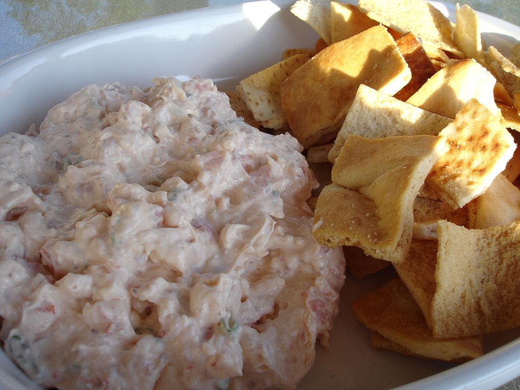Shrimp Dip Recipe — Dishmaps