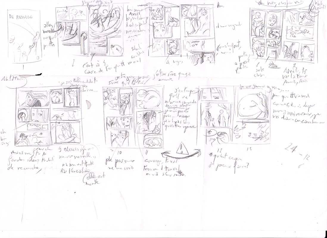 24 h BD 2015 - story board 1