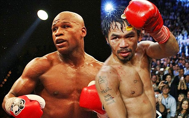 Floyd Mayweather and Manny Pacquiao could have a match in 2015