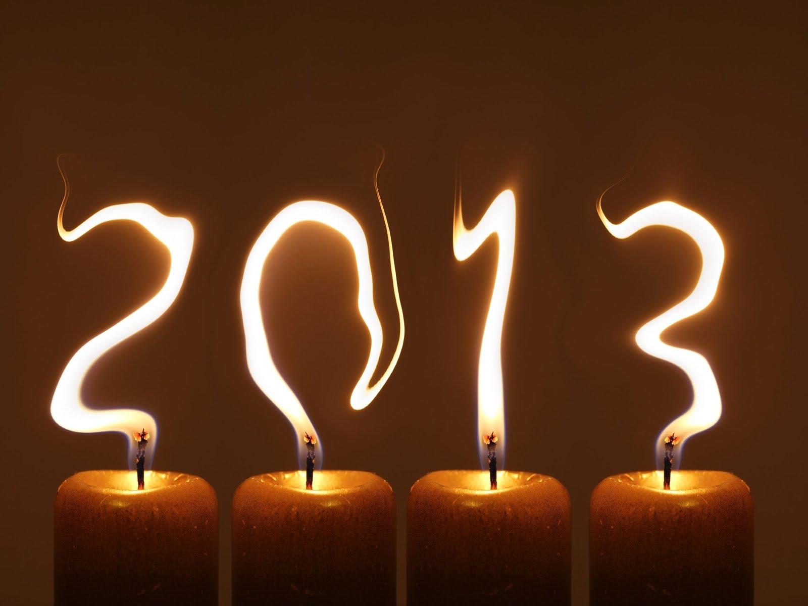Imágenes y fondos para el Año Nuevo 2013 [7]