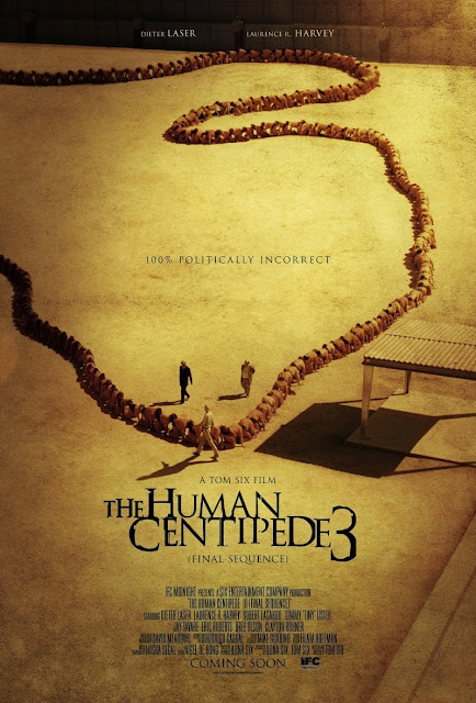 The Human Centipede III (Final Sequence) (2015) tainies online oipeirates