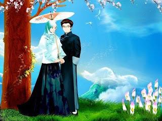 Gambar Gambar Kartun Islami