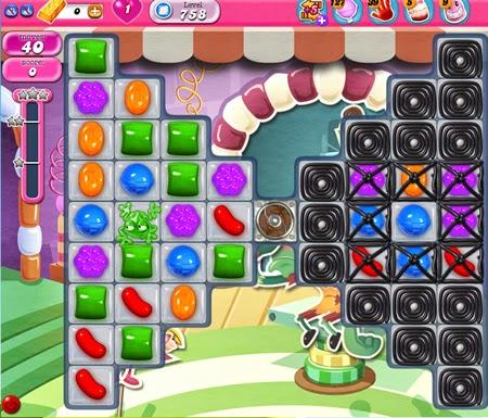 Candy Crush Saga 758