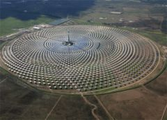 Gemasolar solar power plant