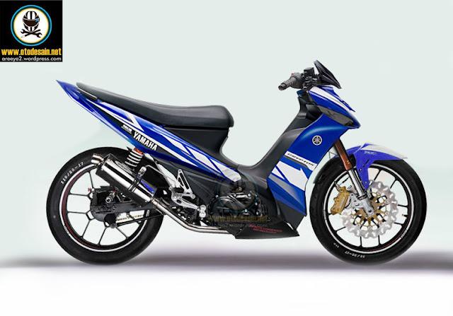 Gambar Modifikasi Motor VEGA R dan ZR Terbaru 2013