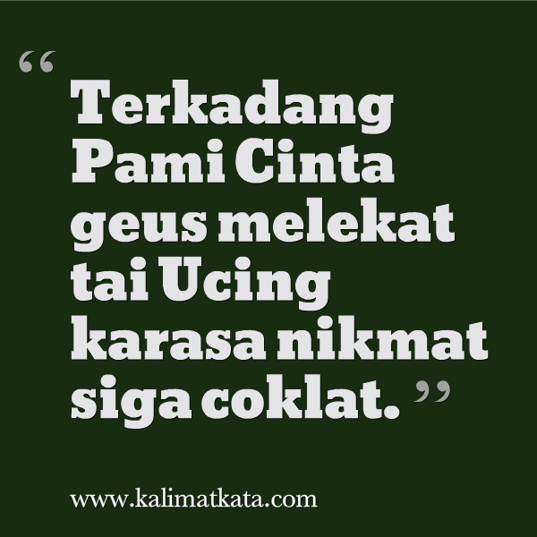 gambar lucu kalimat bahasa sunda | dulayex blog