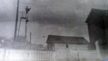 Poor picture of Fort Brockhurst
