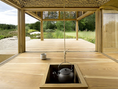 Japanese Black Tea House from Czech