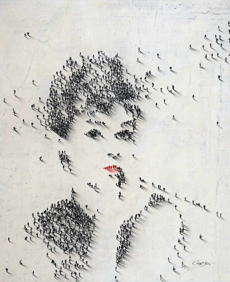 Audrey Hepburn - Alan Craig 1971 - Tutt'Art@
