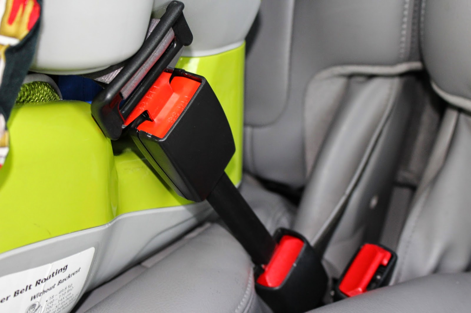 Seat Belt Extender For Booster Seat The Seat Belt Extender