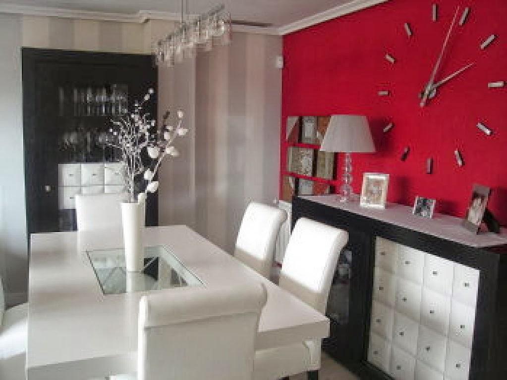 Decoraci n y afinidades ideas para renovar tu sala y comedor for Ideas decoracion comedor
