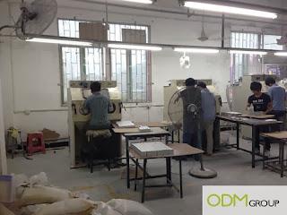 China Factory Visit – Sandblasting