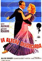 La alegre divorciada (1934) DescargaCineClasico.Net