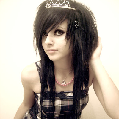 Hairstyle Emo