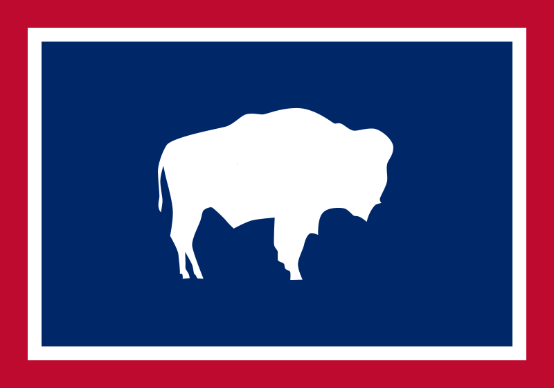 Fix The Flags New Flag For Wyoming