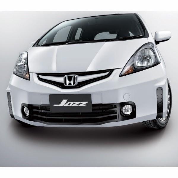 Full Bumper Honda Jazz S-RS 2008-2011 Active Plus