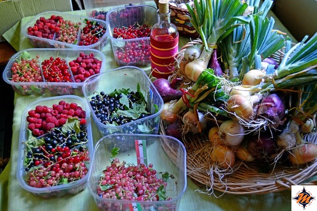 Transiberiana d'Italia, assaggio di prodotti locali