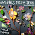 Flowering Mary Tree Project / Craft ~ Month of Mary