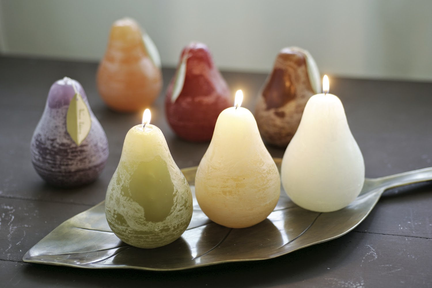 Jeffrey Saunders: What's so special about Vance Kitira candles?