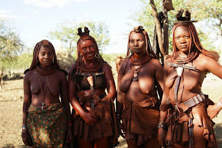 breast feeding warriors tribe