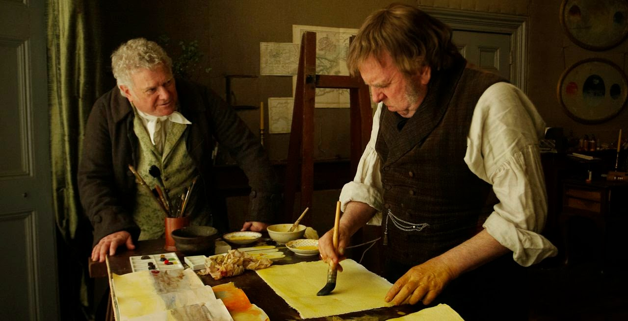 mr turner-paul jesson-timothy spall