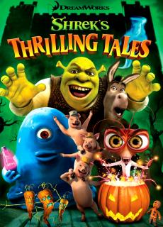 Los Cuentos Emocionantes De Shrek [2012] [Dvdrip] [Latino]