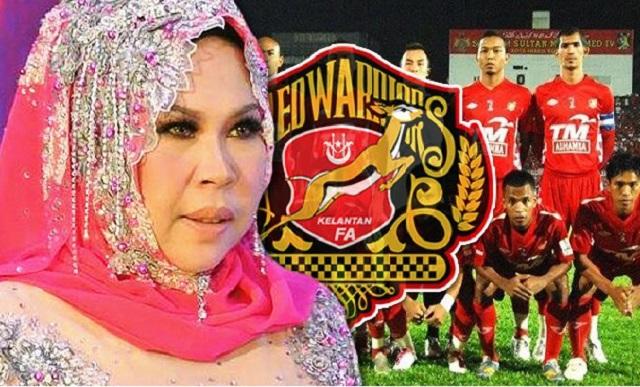 Qu Puteh letak syarat stadium warna pink untuk taja The Red Warriors