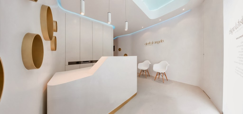 Imagine these dental clinic interior design by ylab for Dental clinic interior designs