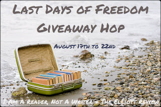 Last Days of Freedom Giveaway Hop
