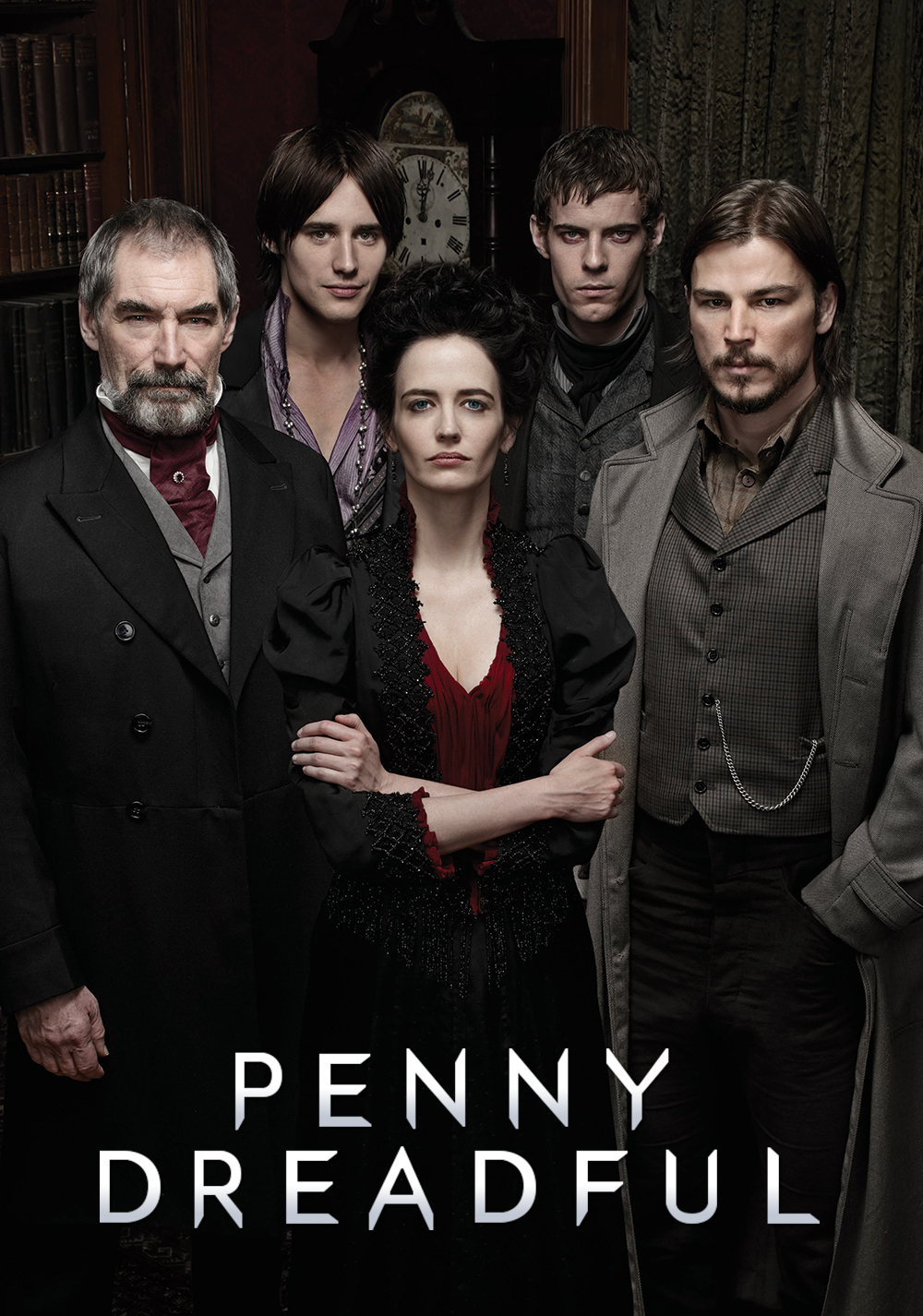 Penny Dreadful Season 1 EP.1-EP.8 (จบ) ซับไทย