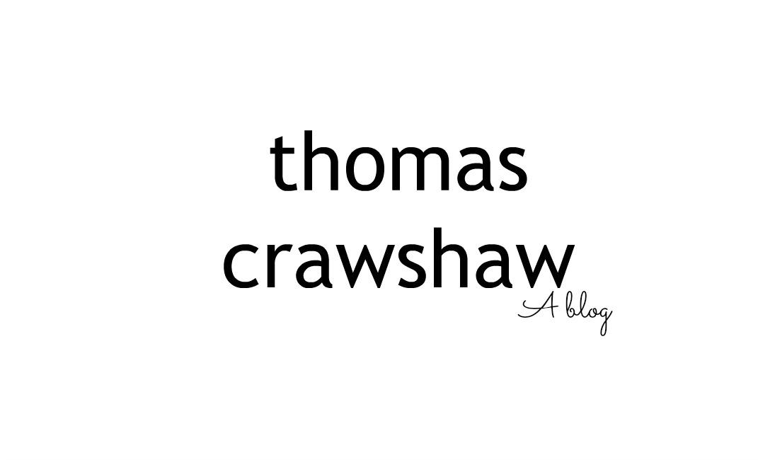 thomas crawshaw