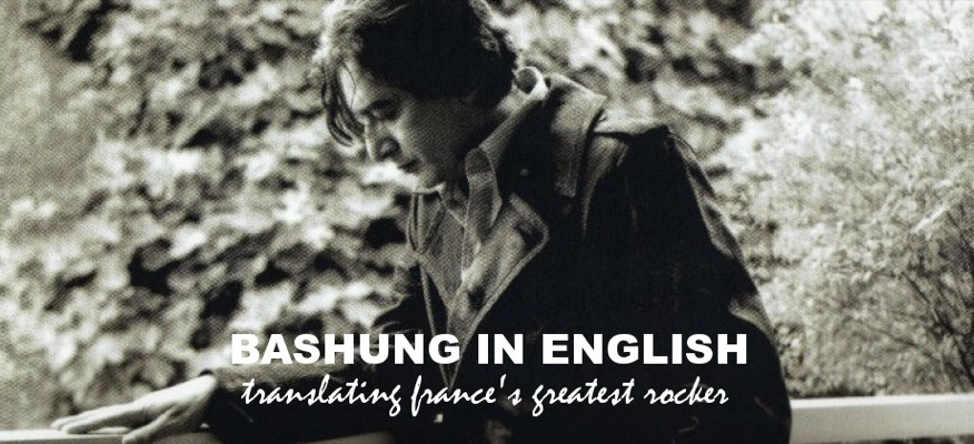 Bashung in English
