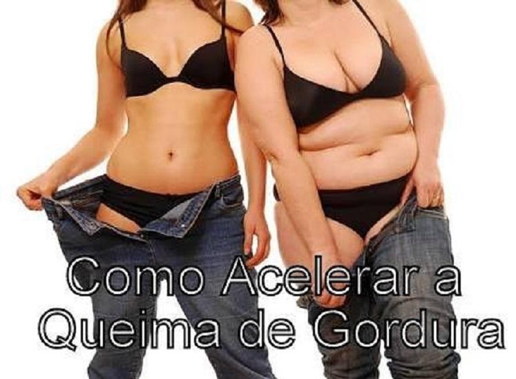 Como Acelerar a Queima de Gordura