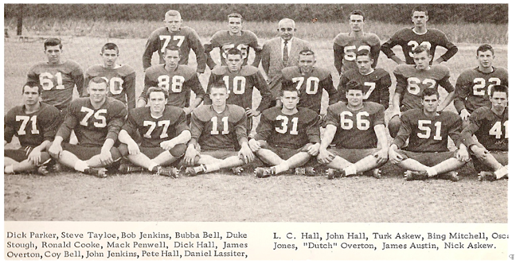 1960 Aulander Football Champions - Team