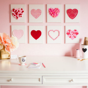 Cover your walls with love!