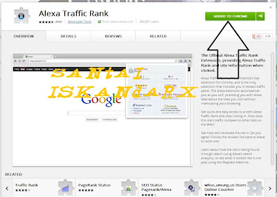 Alexa, Alexa Ranking, Claim, Toolbar