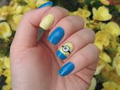 #4 Nail Art Design