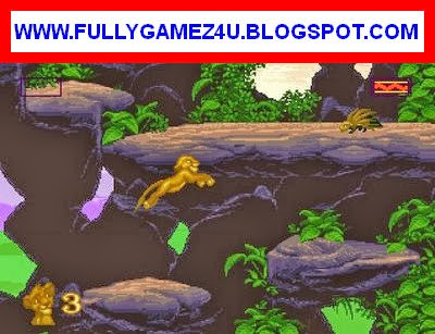 Download Lion King Game For Pc