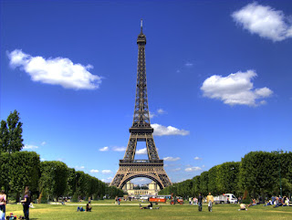 Gambar Eiffel Tower