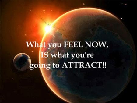 Power of attraction secret