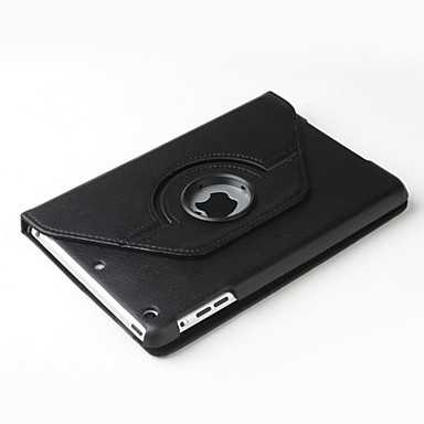 blck rotating ipad mini case